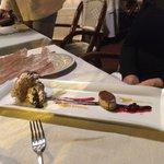 Dessert, cannolis