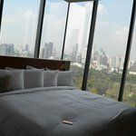 the wood element room outstanding views of the city