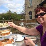 Afternoon Tea in Rothbury