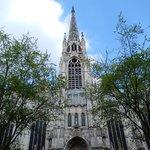 saint maurice - facciata