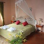 Zimmer in der Villa