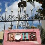 Boho gate