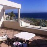 Это наш балкон и вид из него