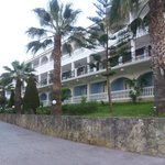 Hotel, rooms with the seaview