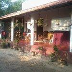 Marari Leena Beach House Foto
