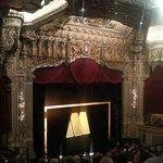 Oriental Theatre stage
