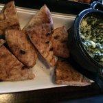 Warm Spinach and Feta Dip