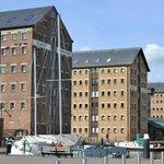 Redeveloped Warehouse - marina, restaurants here