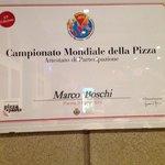 Partecipatzione campionato pizza
