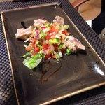 Tuna Medallion at The Bay restaurant