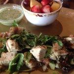 Chicken Pita (without the Pita)