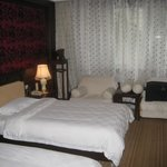Bedroom - beds were comfortable