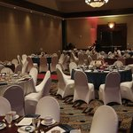 Partcial View of Gala Dining Area
