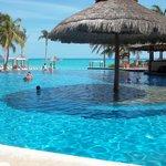 Pool area. Perfect water temperature.