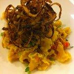 Pork cheek ragu with homemade pasta