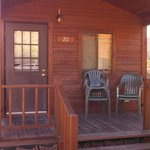 Camping Cabin 21