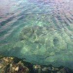 el agua hermosa..