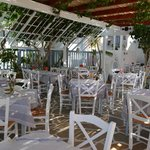Verghina Restaurant, Summer 2014