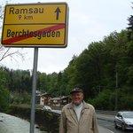 Foto de Gaestehaus Achental