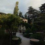 The Garden View & Fountain Pavilon
