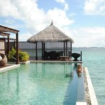 Villingili Resort Luxury villa