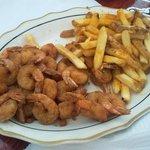 Fried Shrimp w/ fries