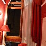 Hotel al Duca di Venezia red room