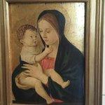 Giovanni Bellini:la Madonna col Bambino