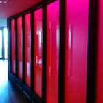 Coyote suite: color changing entryway