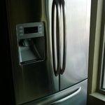 Coyote suite: full-sized fridge