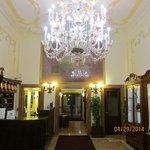 Lobby of Hotel Ala