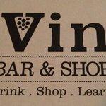 Présentation de la carte des vins