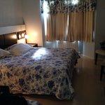 Quarto Hotel Glamour da Serra