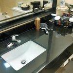 countertop sink - bathroom