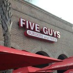 Savannah GA Five Guys Burgers & Fries
