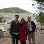 With Erman in Ephesus