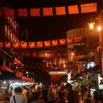 Close to the attractions; Jonker Street