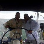 walt & captain miguel