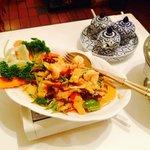 Gung Szu Szie (Prawn Curry)