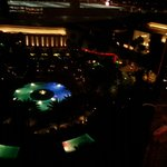 Amazing pools- night time resort-view from room- the strip view is beautiful as well
