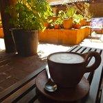 such a pretty coffee time...