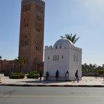 Mesquita e Minarete de Koutoubia