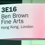 Ben Brown Fine Arts - Art Basel Hong Kong 2014