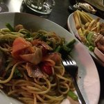 Awesome! The best spaghetti I ever ate��