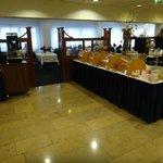 Salão de café da Manhã - detalhe 2.