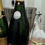I got 2 bottles of this, Blanc de Blancs NV