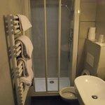Banheiro do apartamento 304
