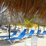 Beautiful beach area..