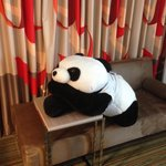 Panda in the room?