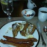 My Buckhouse Breakfast